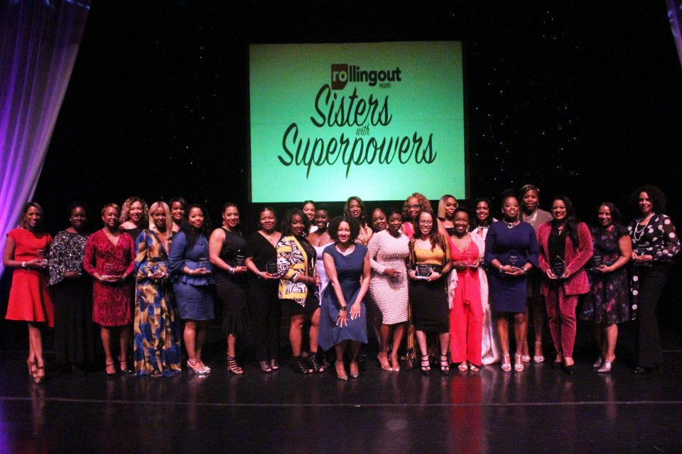 Sisters With Superpowers · Honoree: Pamela Blackman