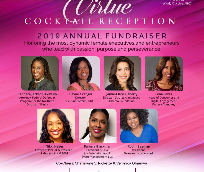 Leading With Virtue · 2019 Annual Fundraiser