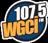 107.5 FM WGCI Radio Logo